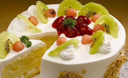 美味蛋糕2选1,甜蜜共享