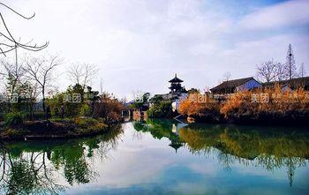 【上海出发】西溪湿地洪园(龙舌嘴入口)、杭州黄龙洞、花港公园等纯玩1日跟团游*纯玩 西湖搭配湿地-美团