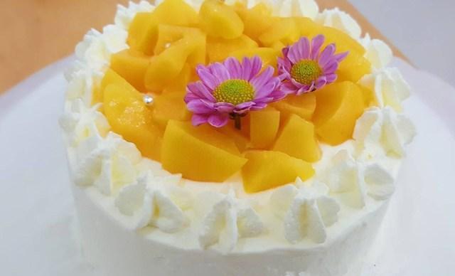 :长沙今日钱柜娱乐官网:【肆月甜品蛋糕】蛋糕2选1,约4英寸,圆形