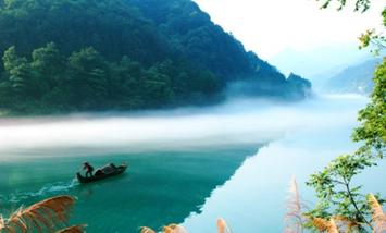 【郴州出发】雾漫小东江、龙景峡谷、兜率岛纯玩1日跟团游*行摄郴州-美团