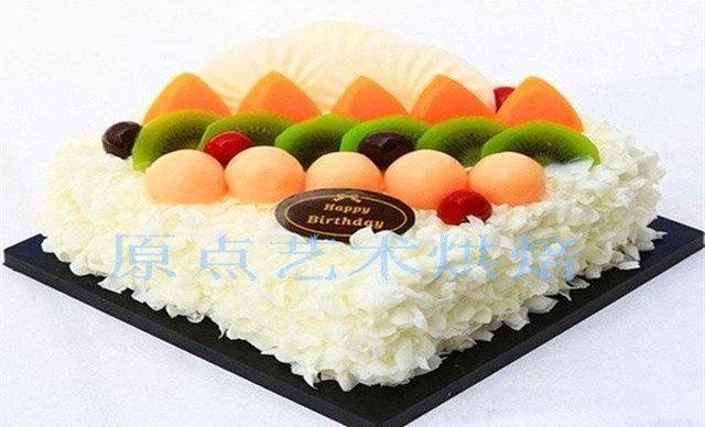 原点艺术烘焙蛋糕,仅售129元!价值188元的蛋糕6选1,约12吋。