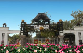 【温泉镇】宝趣玫瑰世界-美团