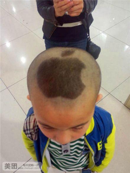 儿童发型/童理发发型图片