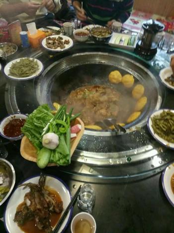【北京】溢香柴锅炖活鱼-美团
