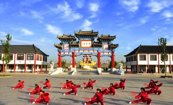 【寒亭中心城区】杨家埠民间艺术大观园门票亲子票1大2小-美团