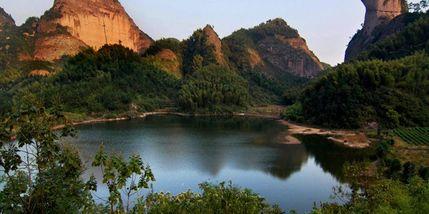 【武义县】大红岩崆峒山景区-美团