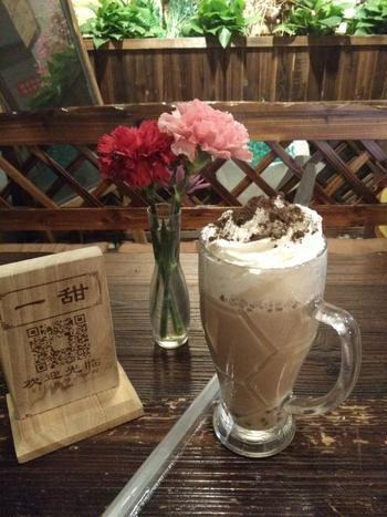 【郴州】一甜蛋糕咖啡花艺-美团