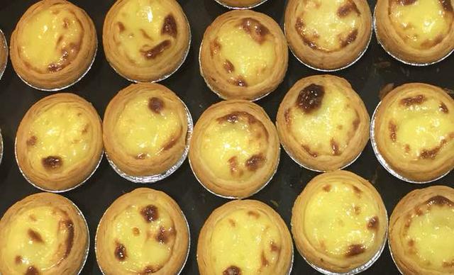 :长沙今日钱柜娱乐官网:【明祖蛋糕】迷你蛋挞1份,提供免费WiFi