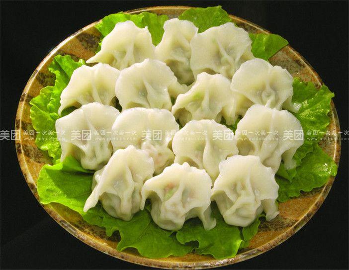 白菜海蟹陷饺子包?v白菜猪肉蟹黄怎么没了图片