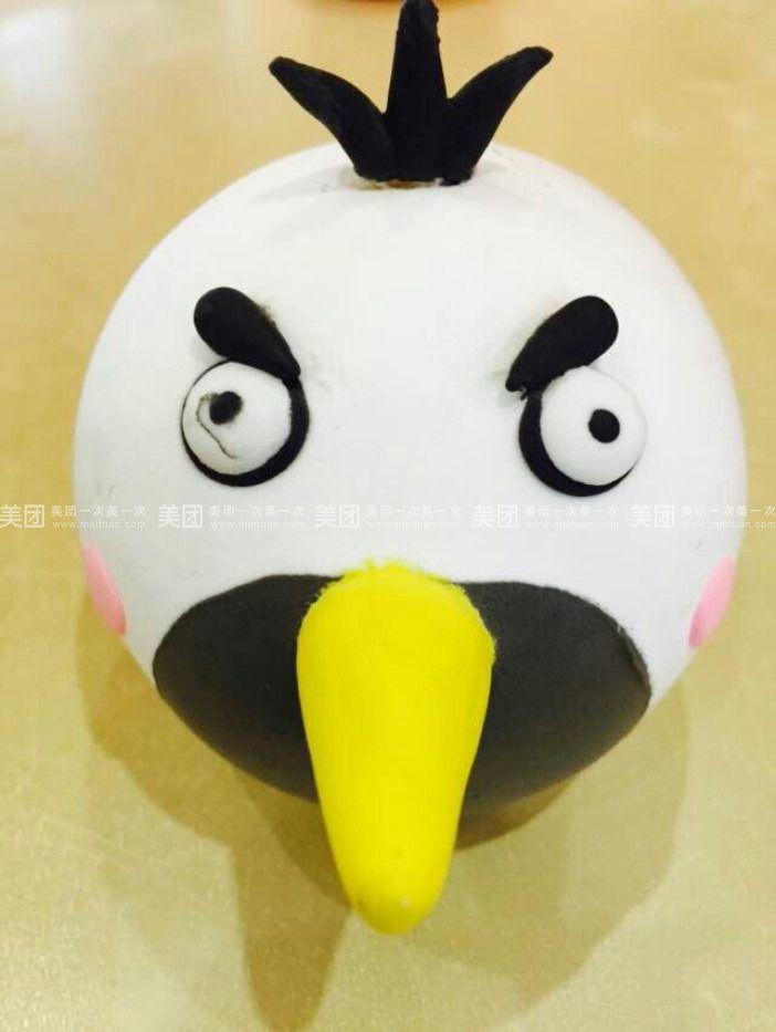 【北京彩泥捏捏乐团购】彩泥捏捏乐愤怒的小鸟团购
