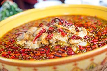 【西安】红辣椒川菜鱼-美团