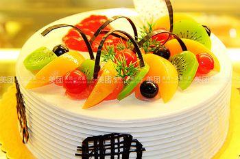 【安丘等】红房子好蛋糕-美团