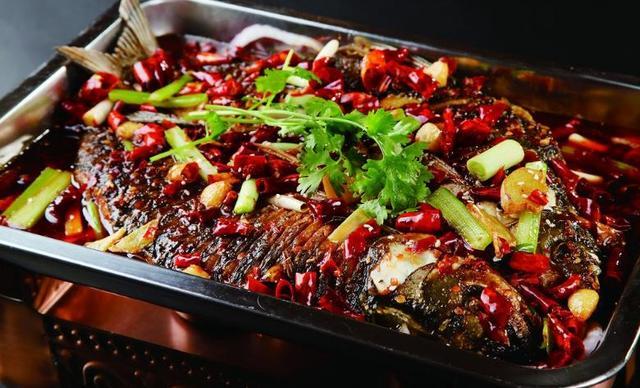 川味烤鱼团购