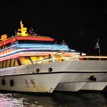 【中山路/轮渡】鹭江之夜(旅游客运码头)船票(成人票)-美团