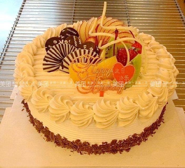 【荆门卡拉蛋糕团购】卡拉蛋糕欧式水果蛋糕团购|图片
