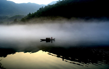 【长沙出发】东江湖风景旅游区、板梁古村纯玩2日跟团游*寻梦 踏春 之旅-美团