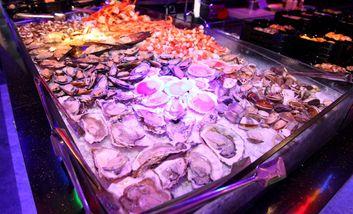 【上海】诱惑海鲜自助烤肉火锅-美团