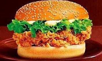 【滨州】快乐星汉堡-美团