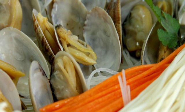 :长沙今日钱柜娱乐官网:【海滋味花甲粉】花甲+粉丝+金针菇+白菜1份