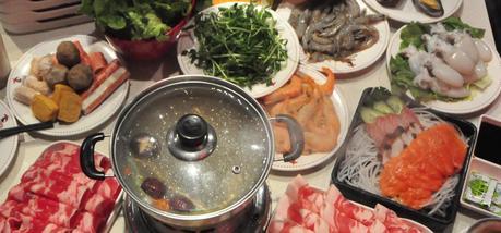 【上海】鑫海汇海鲜烤肉火锅自助餐厅-美团