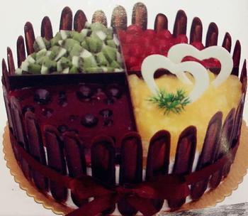 【鞍山】味真美蛋糕店-美团