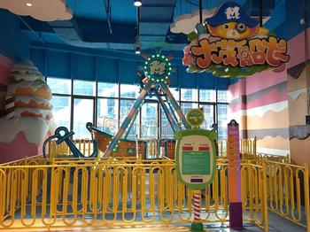【世茂摩天城】石狮茂险王主题乐园(儿童票/老人票)优待票-美团
