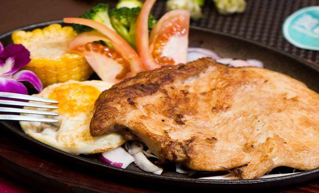 :长沙今日团购:【蕃茄莎莎】单人牛排套餐,提供免费WiFi
