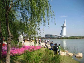 【人民医院】郑州绿博园全天门票(成人票)-美团