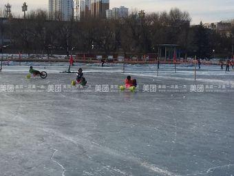 大同公园西湖滑冰场
