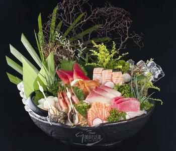 【广州】东渡铁板烧自助餐-美团