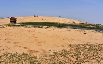 【新建县】厚田沙漠生态旅游景区C套票(成人票)-美团