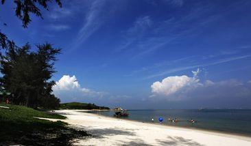 【广州出发】巽寮湾纯玩2日跟团游*一线沙滩酒店私家沙滩-美团