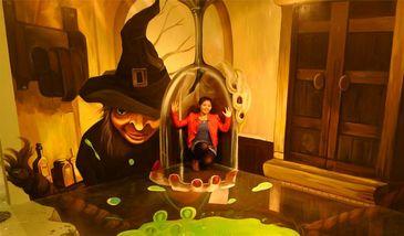 【鸟巢/水立方】鸟巢●魅力3D魔幻体验馆-美团
