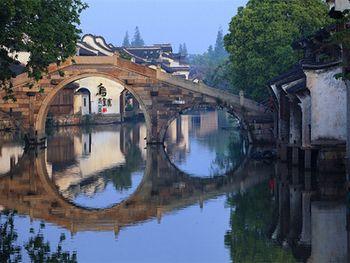 【杭州出发】乌镇景区、乌镇东栅、京杭大运河等纯玩1日跟团游*深度水乡古镇 市内接-美团