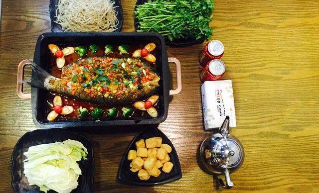 :长沙今日团购:【鱼来哒烤鱼】88元超值两人烤鱼套餐,提供免费WiFi,享受美味,从此开始
