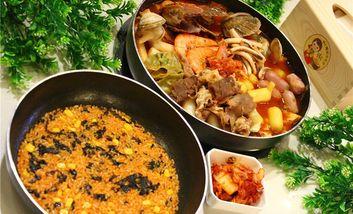 【鞍山】Ki呦米韩式年糕火锅-美团