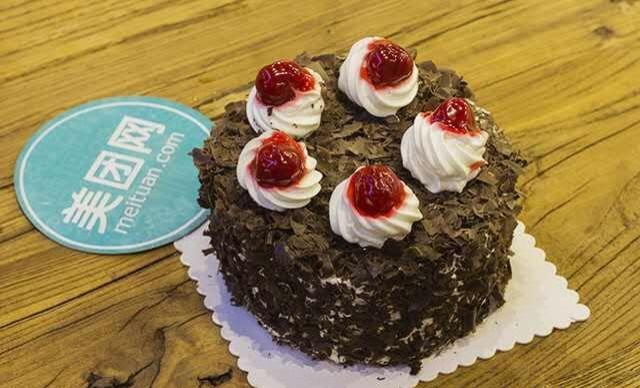 4寸蛋糕diy1个,提供免费wifi图片