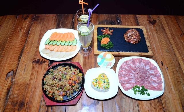 :长沙今日团购:【尚槿格调韩式料理】精品双人套餐,提供免费WiFi