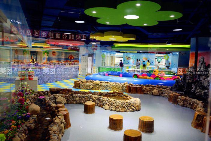 听说赣州有室内儿童水上游乐园!