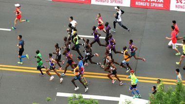 【北京出发】野三坡纯玩2日跟团游高星酒店*亲身参与马拉松赛事-美团