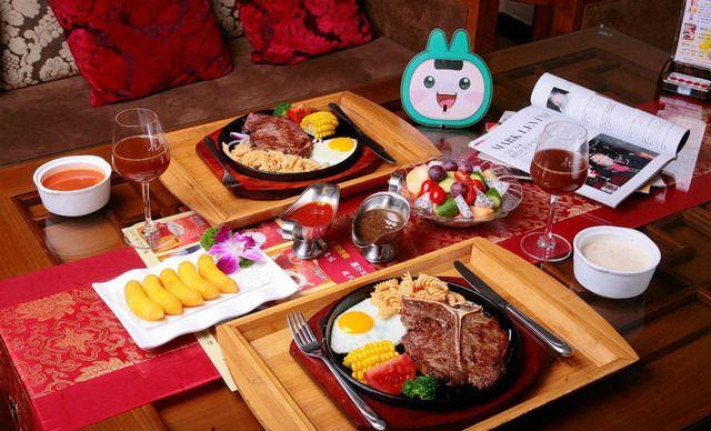 :长沙今日团购:【花之林人文茶馆】2人西餐,提供免费WiFi