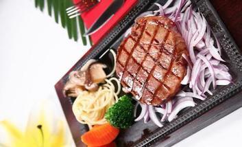 【深圳】贵族世家牛排-美团