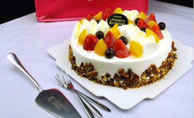 枣庄梁师傅生日蛋糕