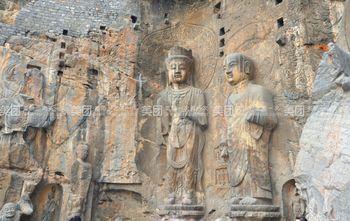【洛阳出发】龙门石窟、少林寺纯玩1日跟团游*石窟文化 禅宗释源-美团