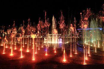 【凌海市】锦州世博园灯光节夜场票成人票-美团