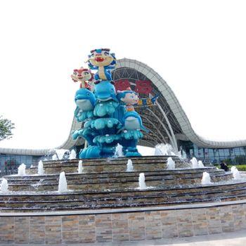 【其它】渔岛菲奢尔海景温泉+圣蓝海洋公园(成人票)-美团