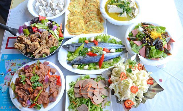 【利群/尚街】聚香园饺子城美味六人餐,提供免费WiFi