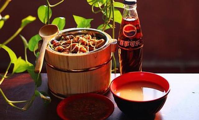 【双岗】一桶天下·烤肉木桶饭烤肉木桶饭单人餐,提供免费WiFi