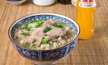 【西安】老车家牛羊肉泡馍馆-美团