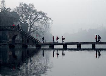 【荣昌区】万灵古镇-牛市坝—万鹤朝圣【手划船】成人票-美团